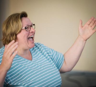 Ingrid Kunstreich - Chorleiterin