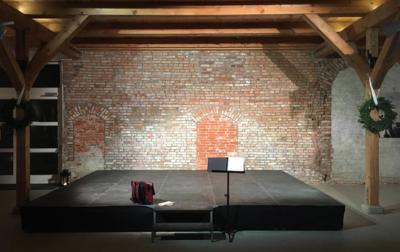 Viehhaus Segrahn - Weihnachtskonzert der Baltic Jazz Singers