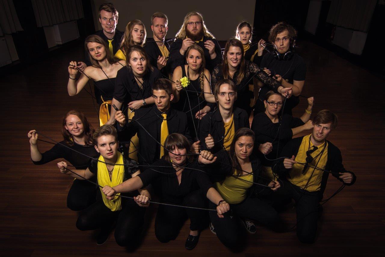 essenzen in Lübeck, doppelkonzert mit den baltic jazz singers