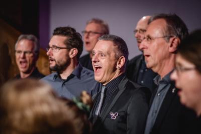 ESSENZEN zu Gast bei den Baltic Jazz Singers in Lübeck