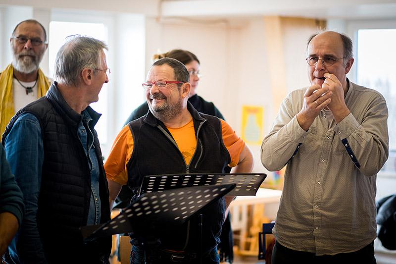 baltic jazz singers Chorwochenende Ostsee 2020